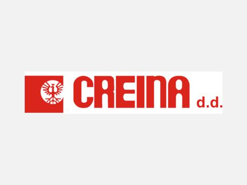 Creina d. d., Kranj