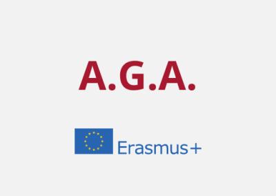 Erasmus+: KA1 A.G.A