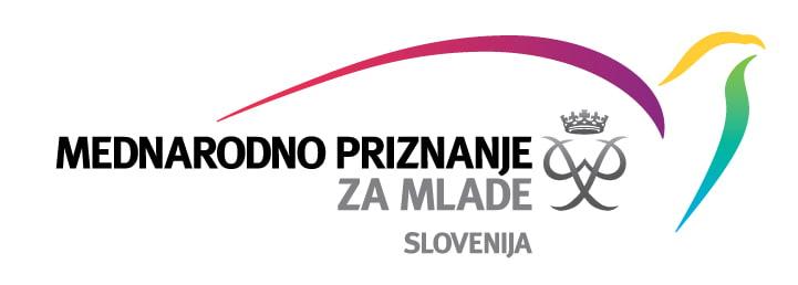 Logo MEPI - mednarodno priznanje za mlade