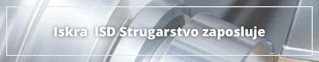 Iskra ISD Strugarstvo zaposluje