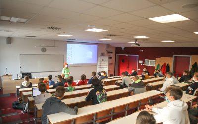 Inovacijski kamp za dijake Srednje šole za strojništvo