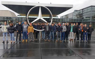 Strokovna ekskurzija Sinsheim, Stuttgart in Augsburg