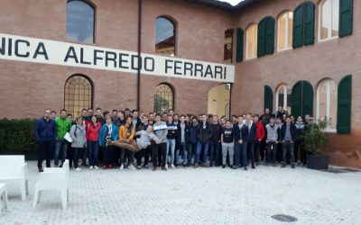 Ekskurzija v avtomobilistično Italijo