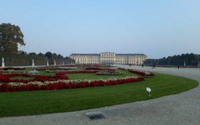 Strokovna ekskurzija na Dunaj in v Bratislavo