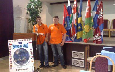 Enersol 2010: Električno kolo