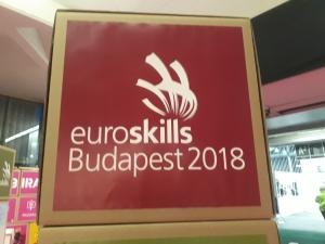 Informativa 2018 in tekmovanje za Euroskills 2018 v Budimpešti
