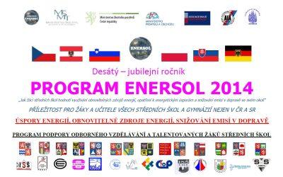 Enersol 2014: Deseta obletnica mednarodne konference Enersol