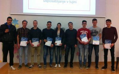 UTB I in UTB II: Zaključne predstavitve Erasmus+ mobilnosti