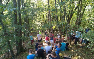 Športni dan na Srednji šoli za lesarstvo