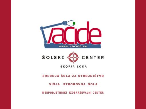 Vacide: Ustanovitev strokovne skupine za izvajanje projektnih aktivnosti